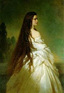 Franz Xaver Winterhalter: Kaiserin Elisabeth